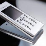 Gresso Cruiser Titanium White Luxury Phone