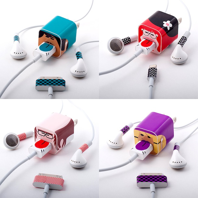 iPhone Charging Cord Stickers
