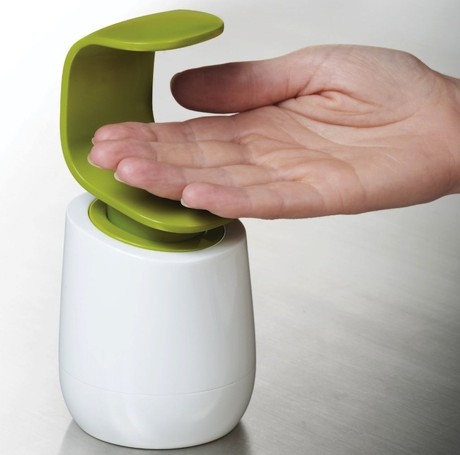Joseph Joseph One-Handed C-Pump Soap Dispenser