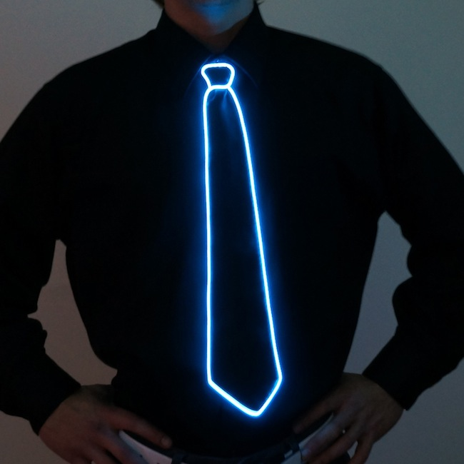light up tie Light Up Ties