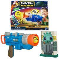 star wars angry bird blaster