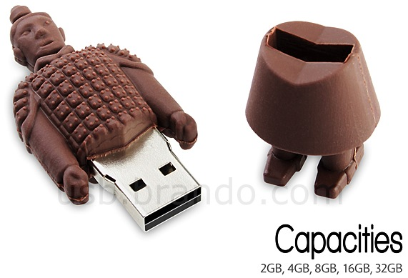 usb terracotta army flash drive USB Flash Drive Terracotta Army