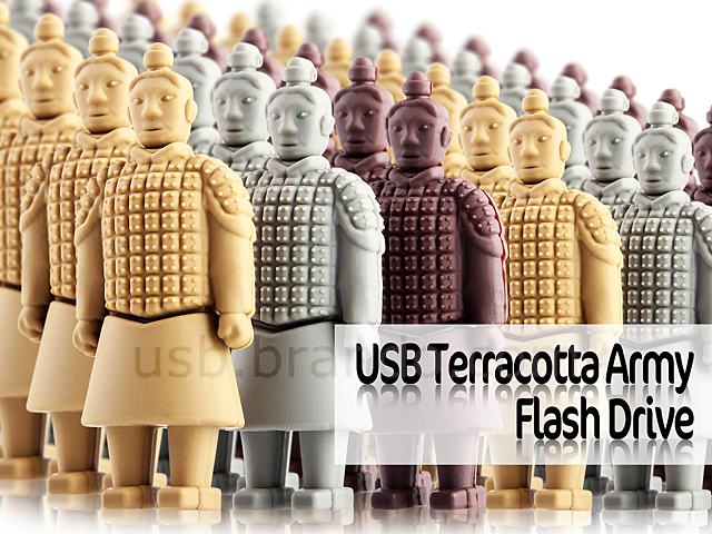 usb terracotta army USB Flash Drive Terracotta Army