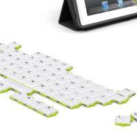Puzzle Keyboard Concept Lets You Arrange It