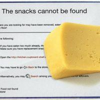 error 404 snack