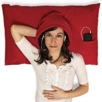 hoodie pillow case