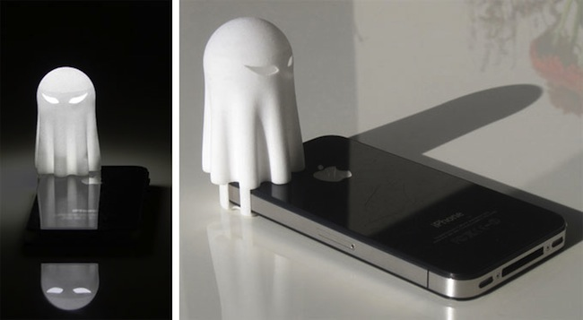 Ninja Ghost Lightclip iPhone Accessory