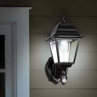 motion activated sconce
