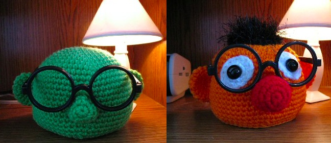 Muppets Eyeglasses Holders