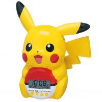 Super Annoying Pikachu Talking Alarm Clock