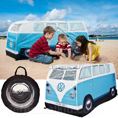 VW Bus Kids Play Tent
