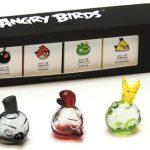 Angry Birds Perfume Set (Smells like Slingshots?)