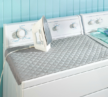 Dryer Top Ironing Board