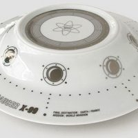 Flying Saucer Bowls