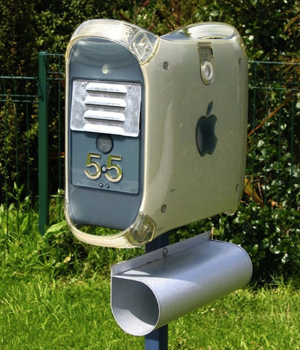 mac mail box Pinboard