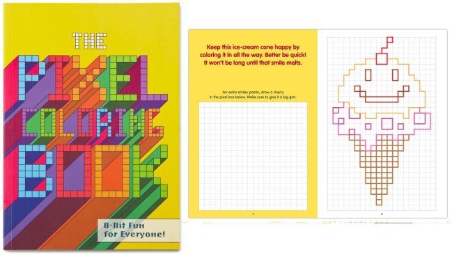Pixel Coloring Book Craziest Gadgets
