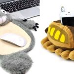 plush desk supplies
