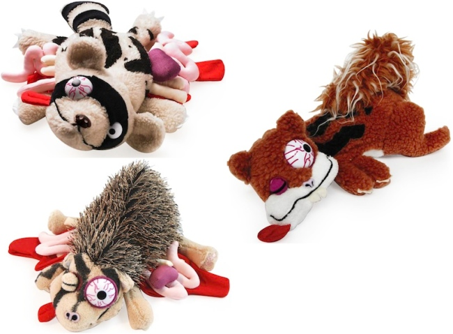 plush road kill toys Plush Roadkill Toys