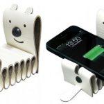 RaccoRack Phone and Notepad Holder