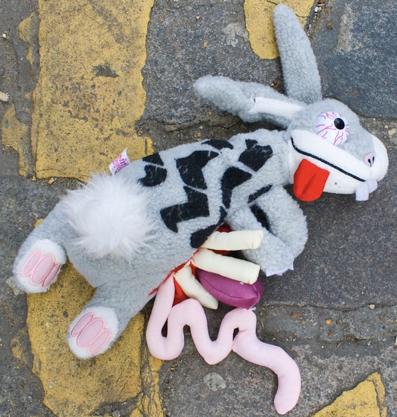 Plush Roadkill Toys
