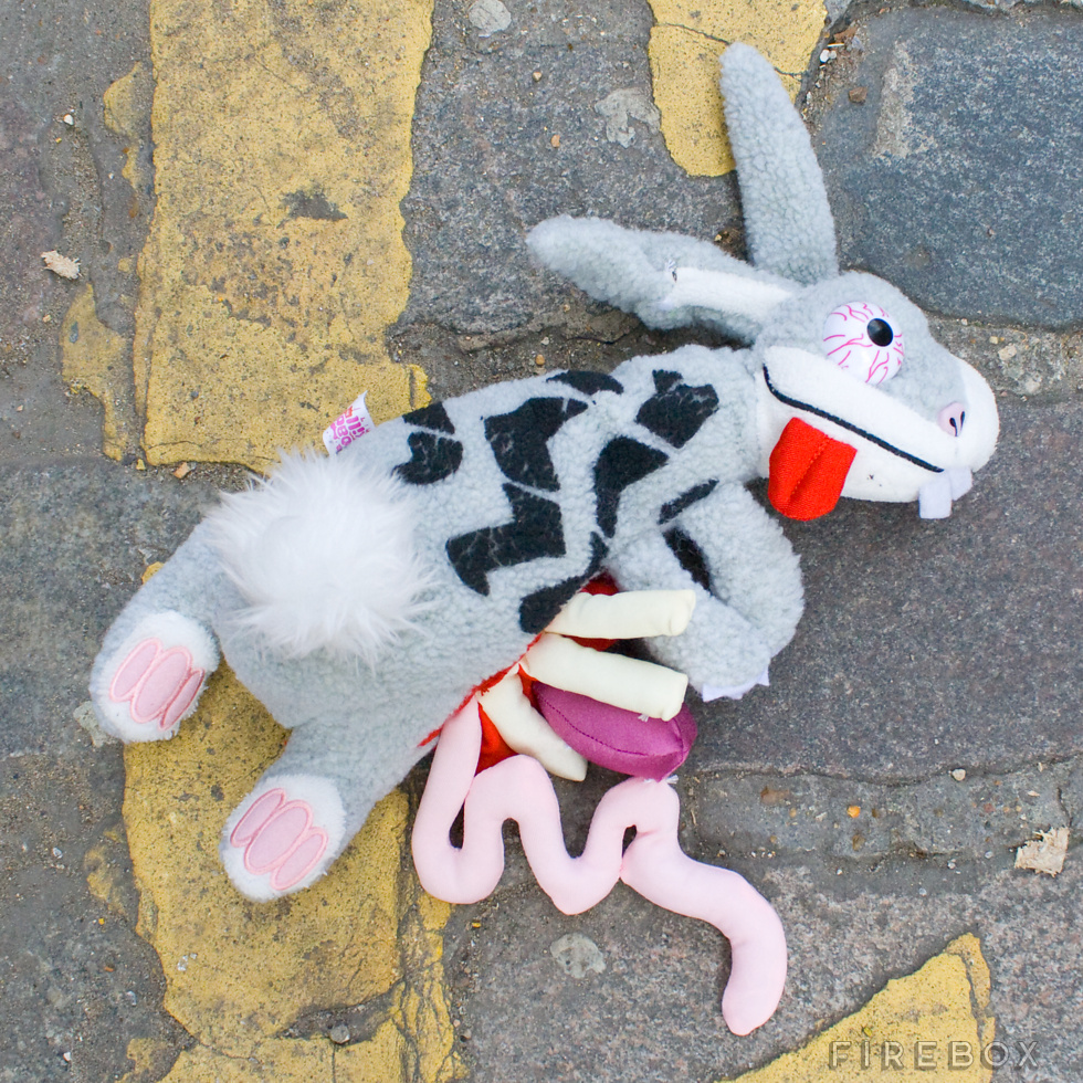 Grown Up Toys And Gadgets : Plush roadkill toys craziest gadgets