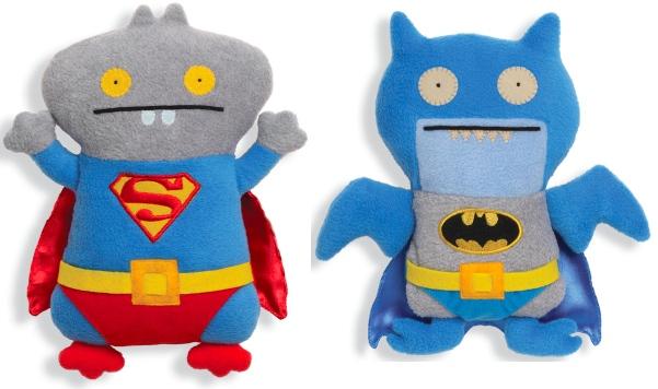 Uglydoll Super Heroes