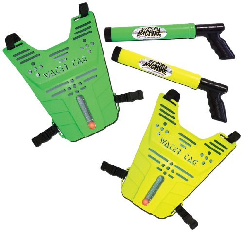 Water Tag Vests Set is Like a Wet Laser Tag