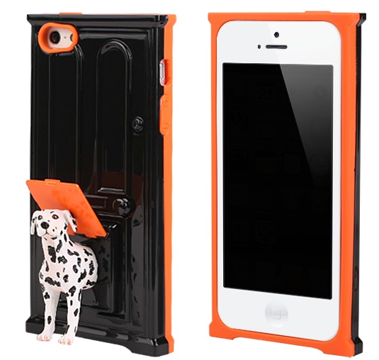 Pet Door iPhone Cases