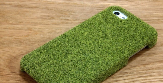 Grassy iPhone Case