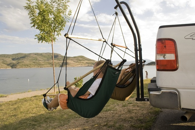 Hammaka Trailer Hitch Hammock Chair Stand