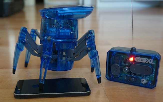 Review: HEXBUG Spider XL