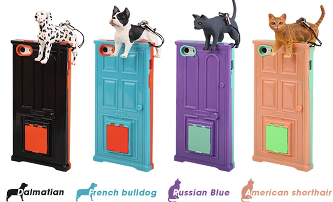 pet door iphone cases Pet Door iPhone Cases