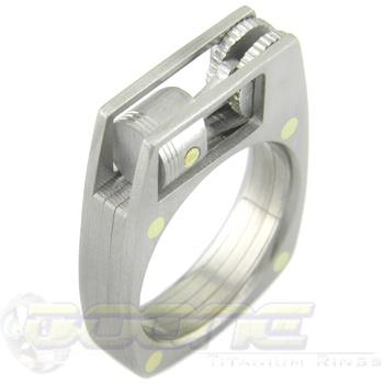 A Few Cool Wedding Rings Craziest Gadgets