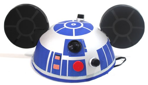 R2-D2 Mickey Mouse Ears