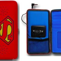 superman wallet speaker