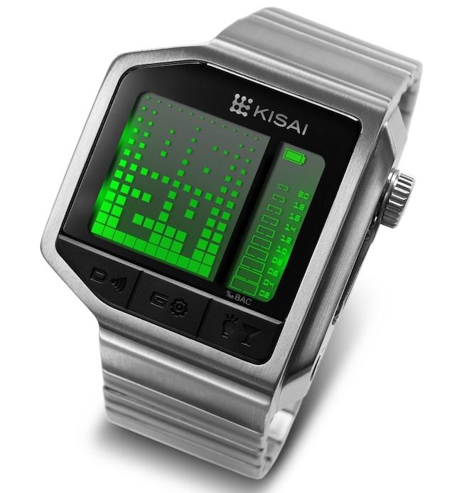 tokyoflash breathalyzer watch Pinboard