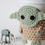 Yoda Coffee Cup Cozy