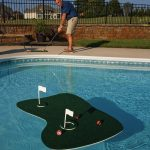 Aqua Golf is a Backyard Water Hole