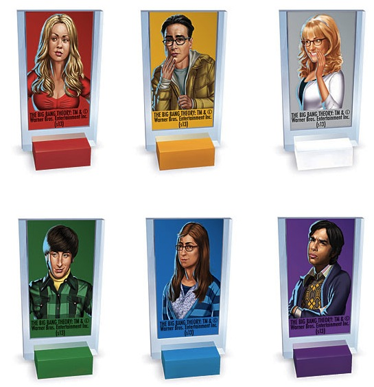 bbt clue cards The Big Bang Theory Clue Board Game