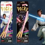 Giant Lightsaber Pocky: Snack Like a Jedi
