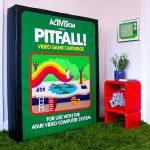 5 Foot Tall Sewn Pitfall Cartridge