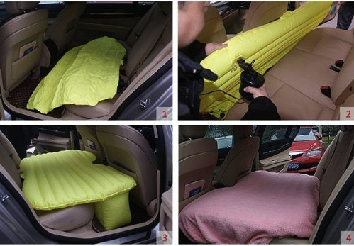 inflatable backseat bed Inflatable Back Seat Car Bed