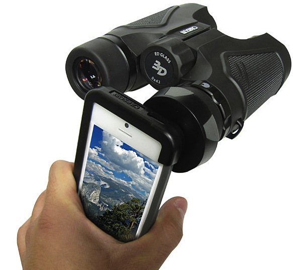 iphone binocular adapter Pinboard