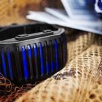 Motion Sensing Neutron LED Watch from Tokyoflash