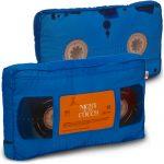 VHS Tape Pillow