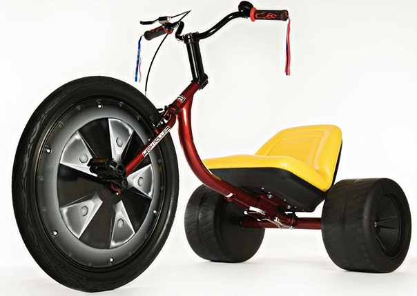 Big Wheels for Adults