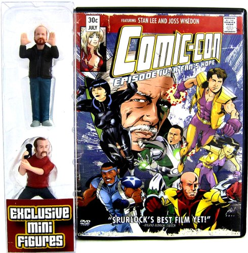 comic con dvd