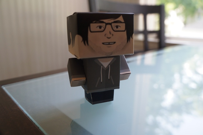 Foldable.me Review: Make a Mini-Me of You
