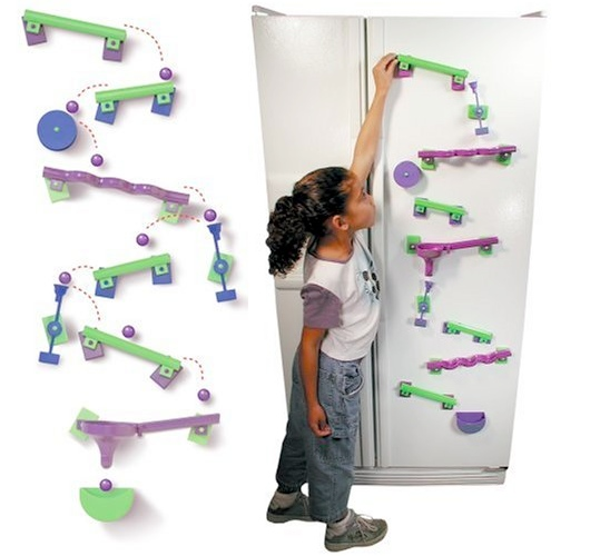 Frigits Magnetic Marble Playground