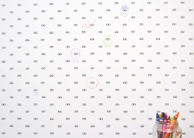 googly eye wallpaper Googly Eye Wallpaper Lets You Draw Your Own Characters
